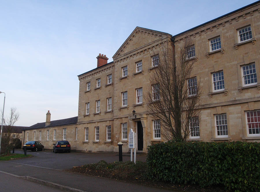 Melksham and Semington Workhouse