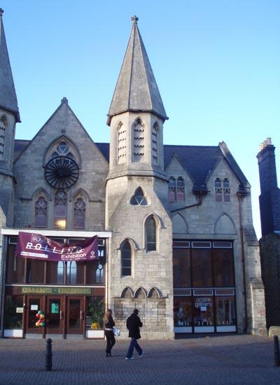 The old railway museum, Swindon