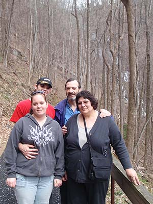 Tyler, Alyssa, Lisa and Graham
