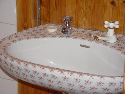 Taste in washbasins