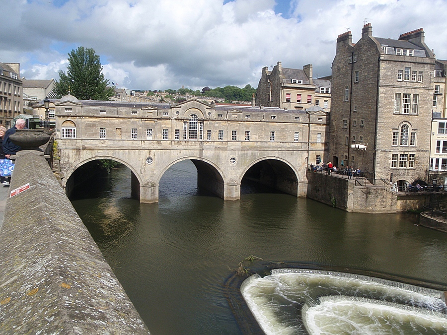 Pultney Bridge, Bath