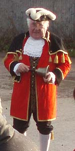 Town Crier of Ilfracombe