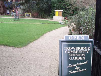 Trowbridge Community Sensory Garden