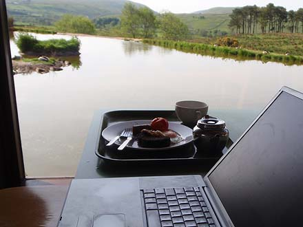 Breakfast at Tebay