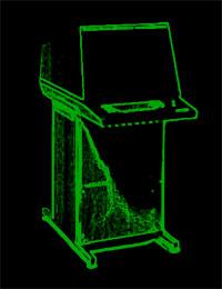 Tektronix 4014-1 Computer Graphics Terminal