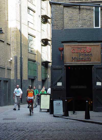 The Clink Museum, London South Bank