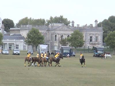 Polo at Tidworth