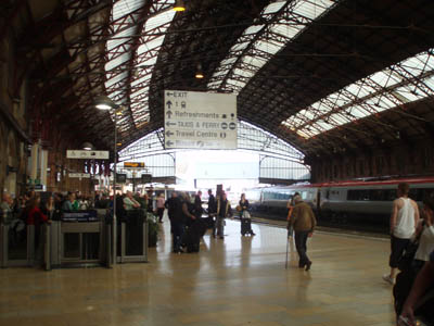 Bristol Temple Meads - Arch