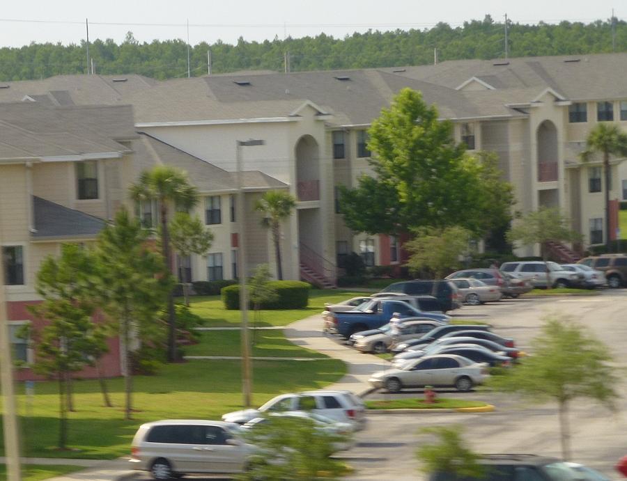 An Orlando suburb