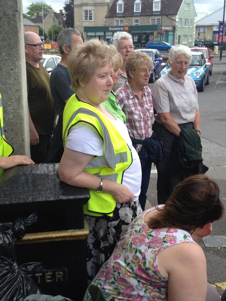 Town Clean Team