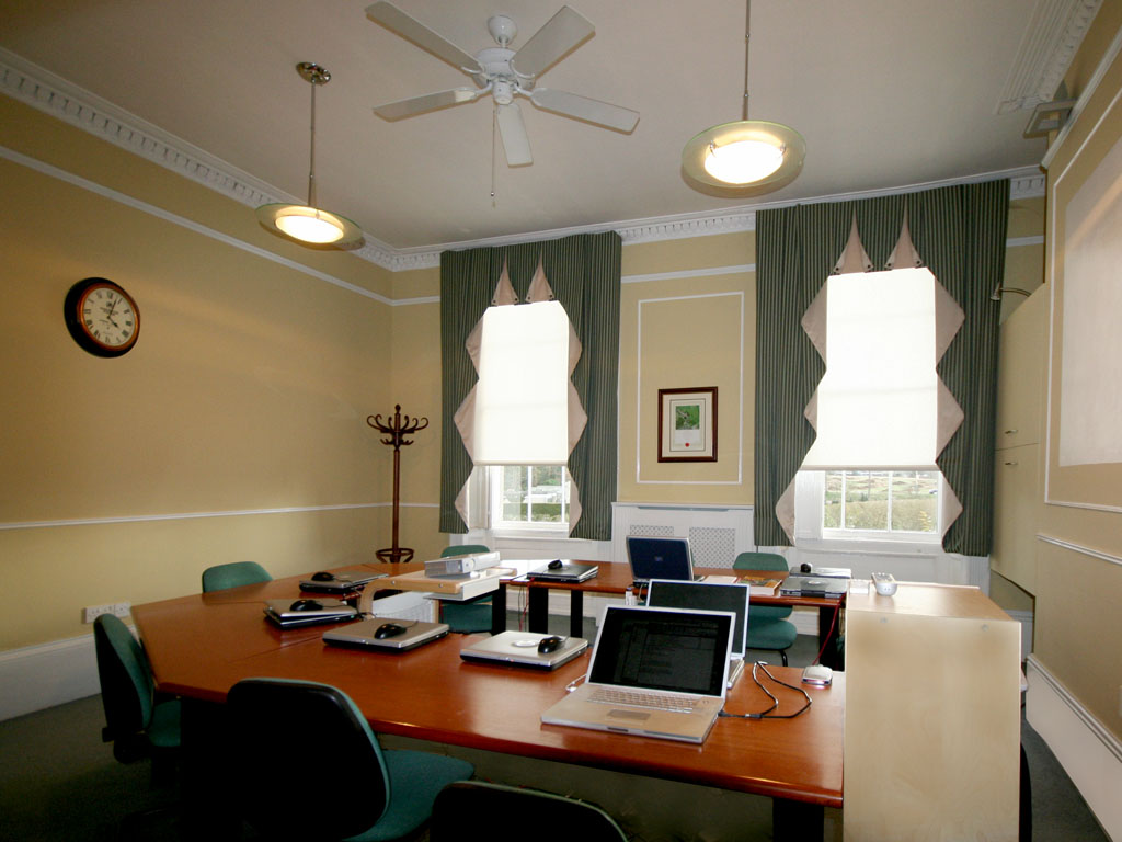 A Well House Consultants training room