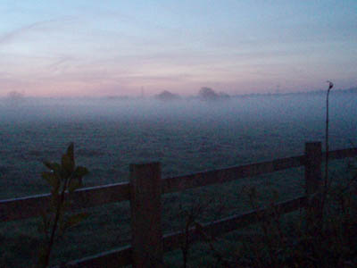 Mists near Trowbridge