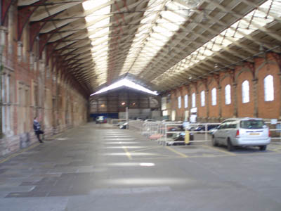 Temple Meads - Old Station