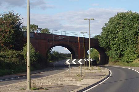 A420 Swindon to Chippenham - rail bridge