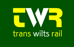 Transwilts Rail logo