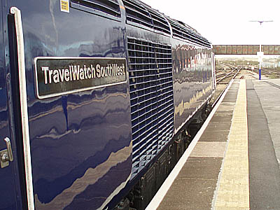 Travelwatch Southwest at Westbury