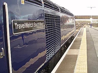 Travelwatch Southwest at Westbury