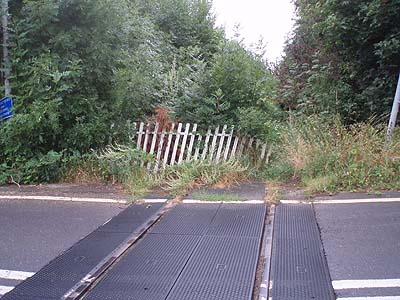 Middle Claydon - Level Crossing