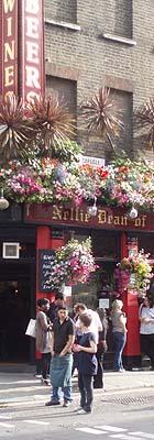 The Nellie Dean, Soho, London