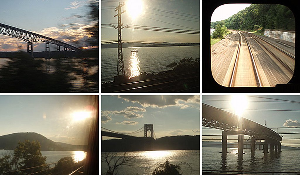 Hudson River - en route to Albany