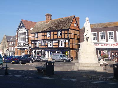 Wantage Market Square