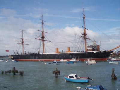 All Change Portsmouth Harbour