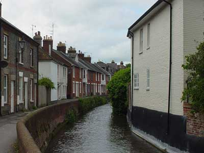 Water Street, Salisbury