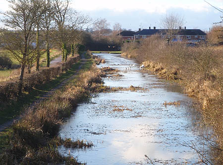 Wilts and Berks Canal (restored section)