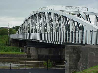 Bridge over the Weaver, Acton Bridge