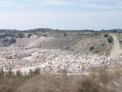 A Quarry on Portland
