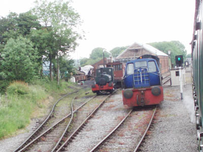 Cranmore, East Somerset Railway