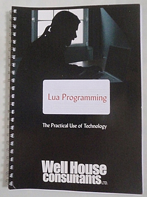 Lua Programming Training Course