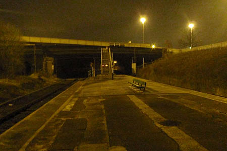Almost Disused Platform