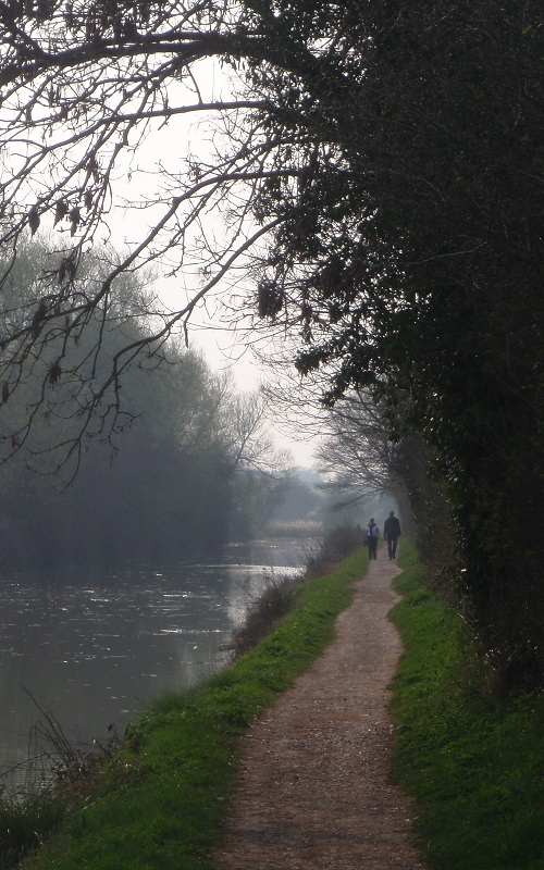 Walkers - K and A Canal