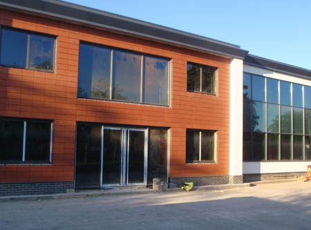 New offices in Melksham
