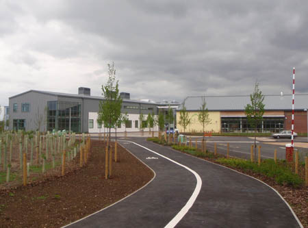 New School in Melksham