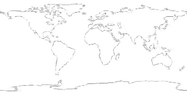 World Map for free use