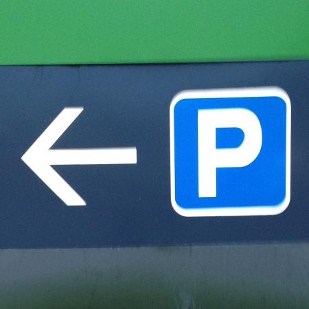 Entrance to Waitrose Car Park