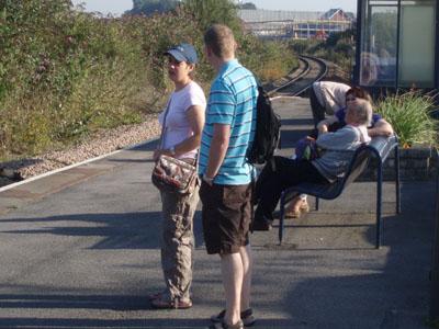 Melksham Station