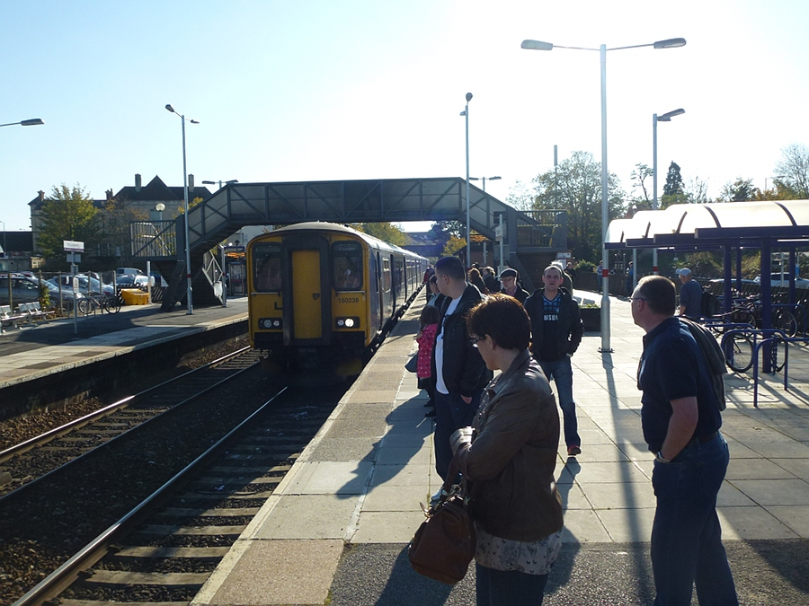 Trowbridge Station