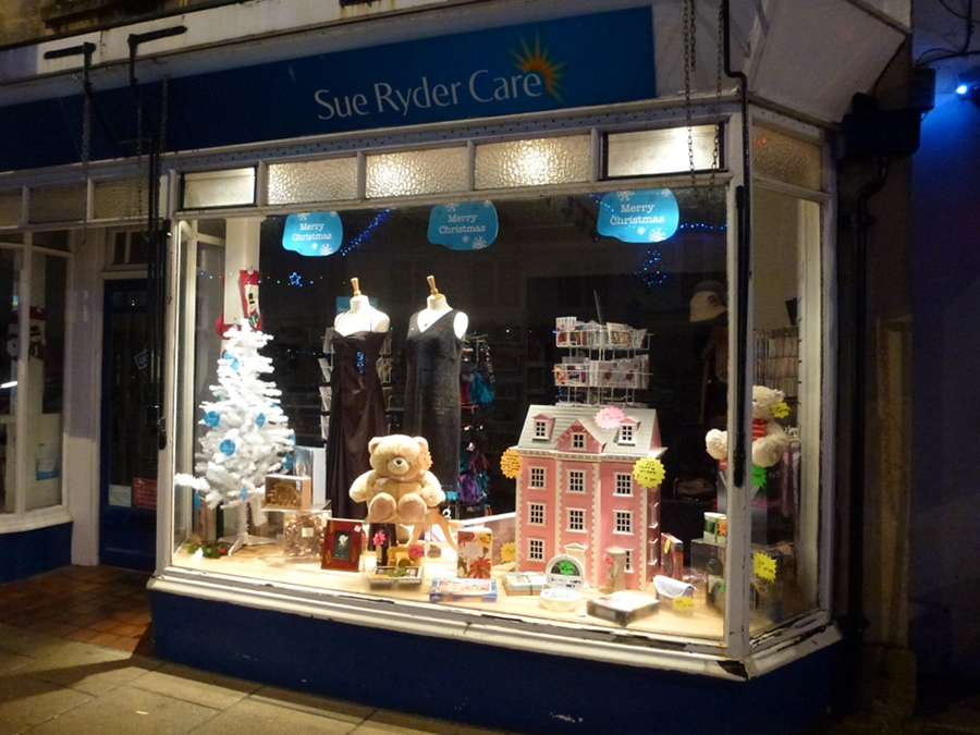 Sue Ryder Shop, Melksham