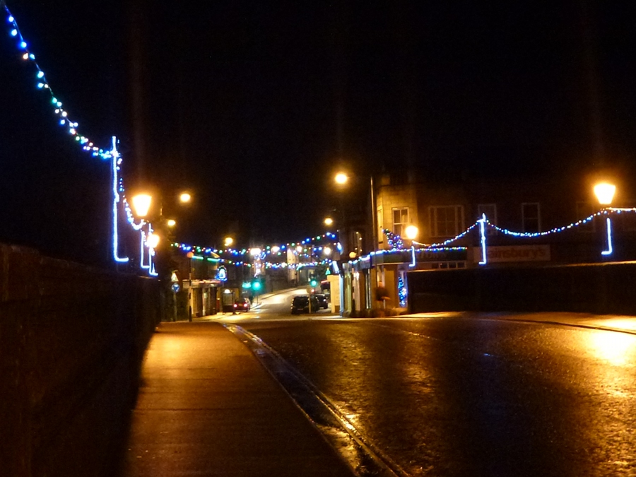 Town Bridge to Town Centre, Melksham