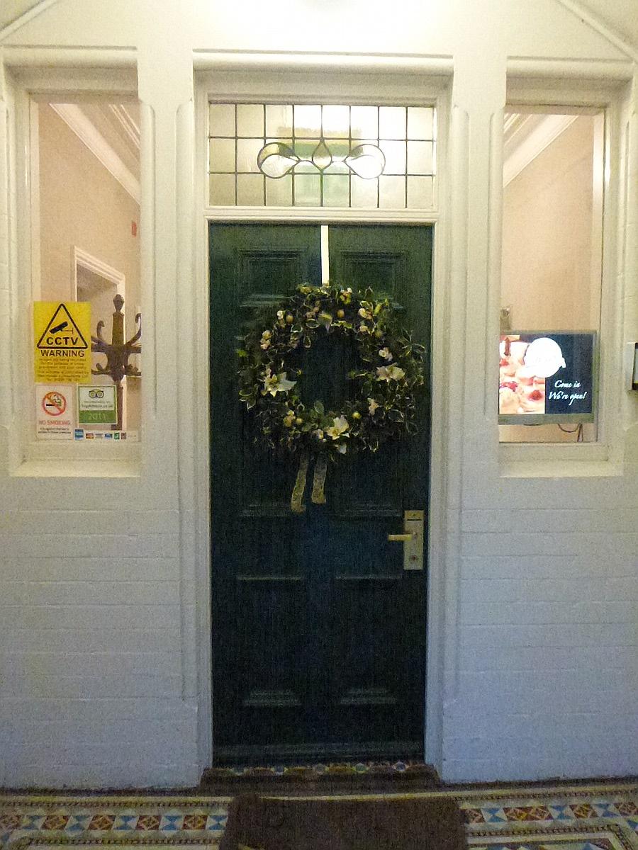 Wreath - Welcoming Christmas