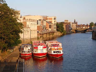 Boats on the River