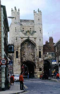 City Gate, York