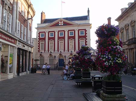 Merchants House, York