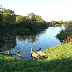 On the Avon in Melksham